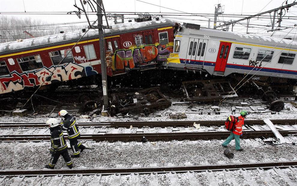 Картинки поезда аварии